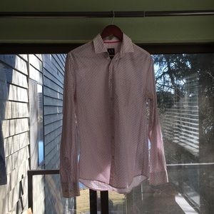 Armani Exchange Long-sleeved collared shirt